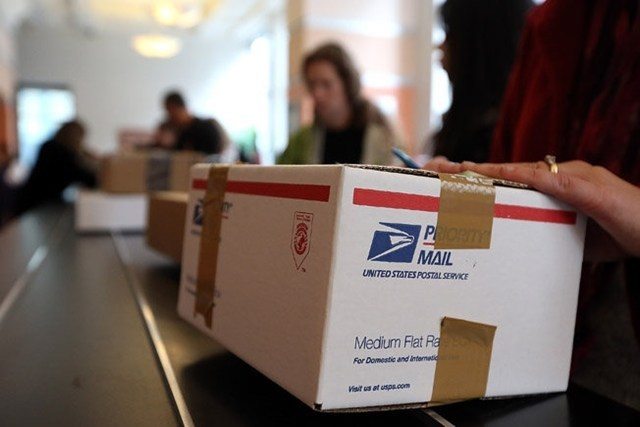 Woman Arrested At Post Office After Claiming Package Filled With 500 Grams of Marijuana