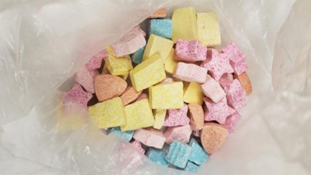 Teen Faces Trafficking Charges After Ordering 200 Ecstasy Pills on the Dark Web