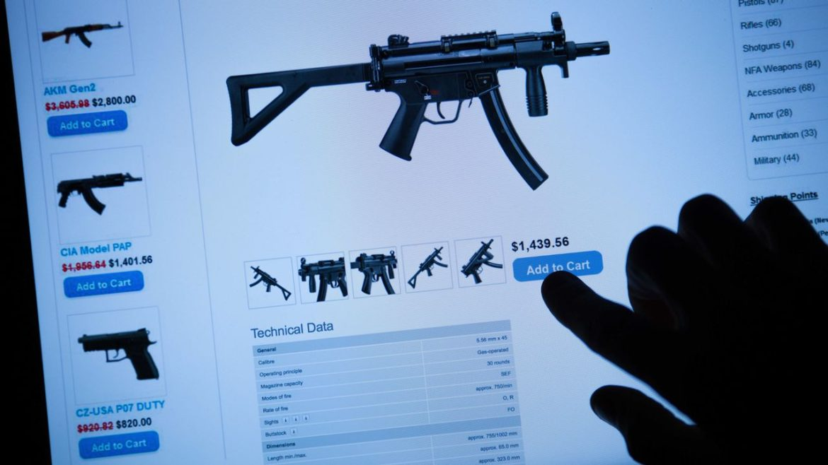 British Man Sentenced to 8 Years for Attempting to Manufacture & Sell Weapons on the Dark Web