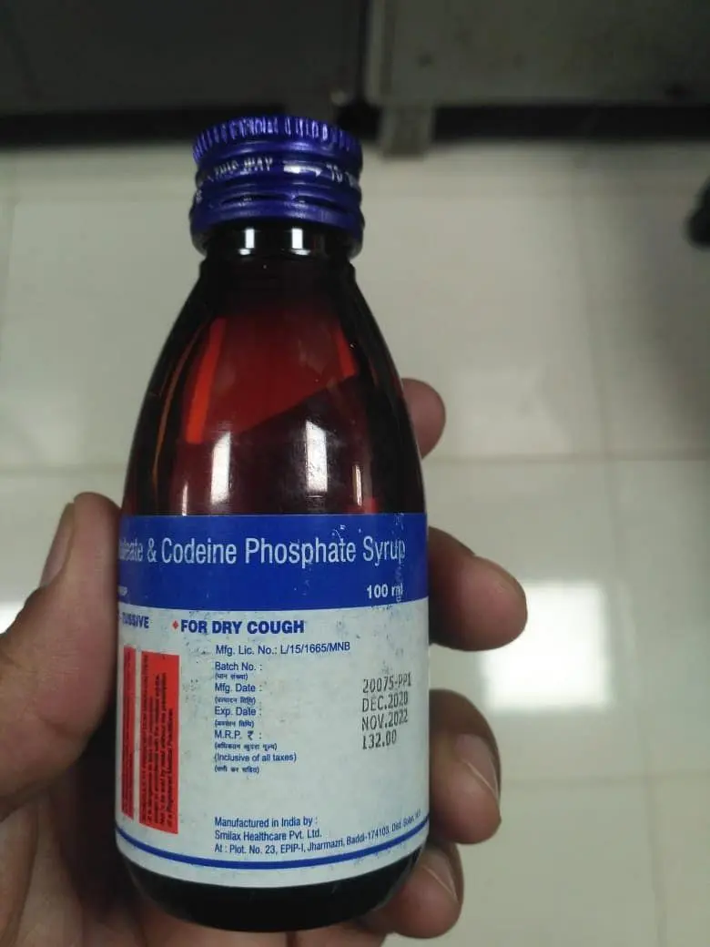 4 Arrested After Being Supplied With Drugs by a Pharmacy | 70,000 Codeine Cough Syrups and 15 Kilos of Amphetamine Seized